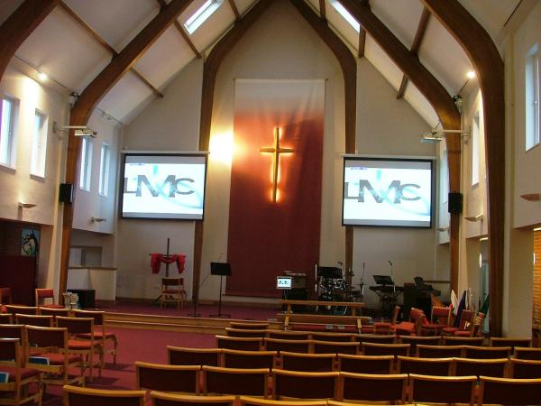 Sa Sound Services Projects Littleover Methodist Church