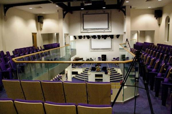 Sa Sound Services Projects New Testament Church Of God